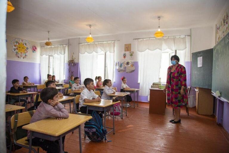 Предпазни мерки в училищата