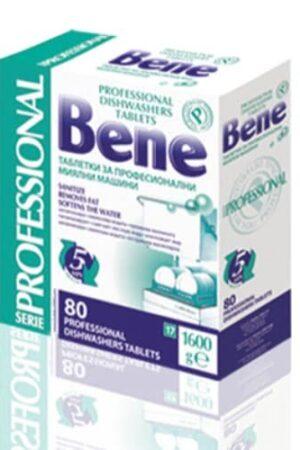 Таблетки за съдомиялна машина BENE