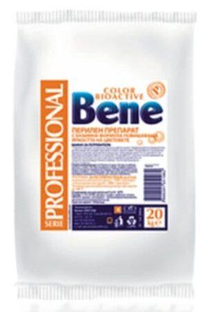 Прах за пране BENE цветно 20 кг